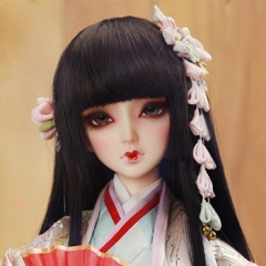 AS62cm racrimosa/the Heian court