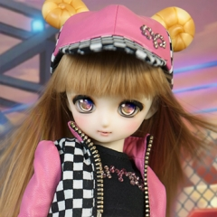 1/6 personality motor clothes fullset