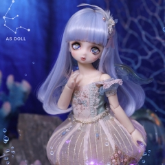 1/6 Aquarius dress(Pink)-- Starry body size