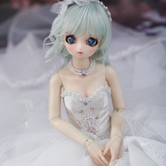 Kid Doris Wedding Dress/M-pure