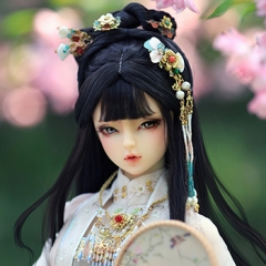AS1/3,62cm ancient updo-LiuRushi