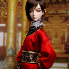 70+ Huaxi Red Gown ver.2