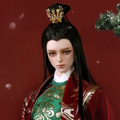 1/3 ancient wig style of Princess consort Zhou shi xian