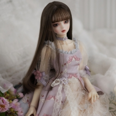 1/3 Lolita style western dress - purple dream